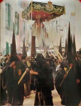 Los Nazarenos de Sorolla