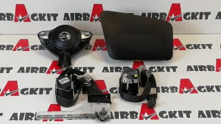 KIT DE AIRBAGS NISSAN JUKE 2010-2014