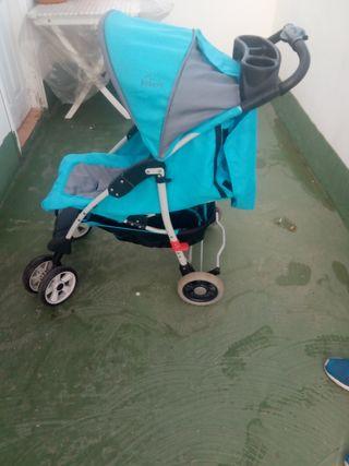 vendo carrito con maxicosi y silla de coche