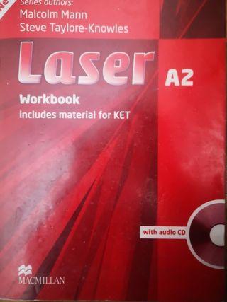 Laser A2, Workbook