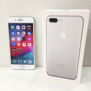 APPLE IPHONE 7 PLUS 128GB SILVER PLATA