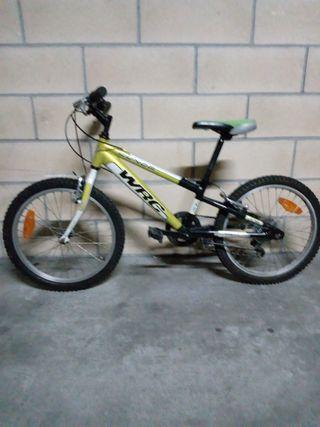 Bici junior
