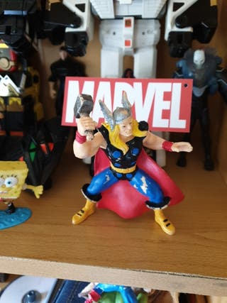 Figura pvc de Thor Marvel 1996