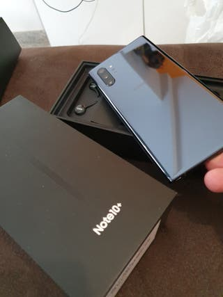 Samsung galaxy note 10 plus 512 gb factura y garan