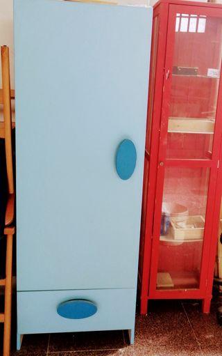 armario habitación niño