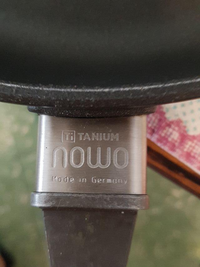 sartén 28cm marca woll inducción