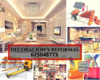 Reformas y decoración