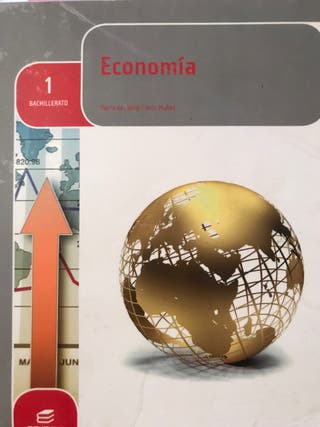 Economía 1 Bachillerato Editex