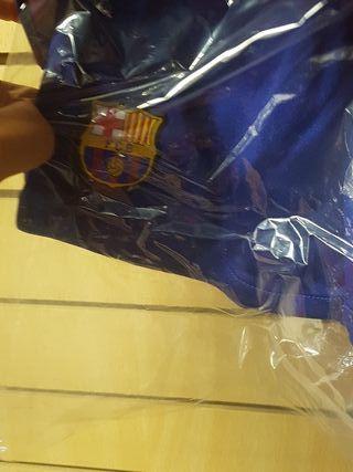 conjunto FC Barcelona 19/20 talla S niño