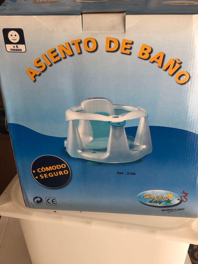 Asiento de baño bebé /niño