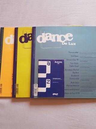Revistas Dance de Lux, 96, 97 y 98