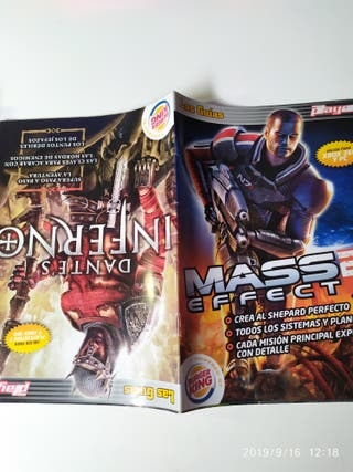 Mini Guía Mass Effect 2 + Dante's Inferno