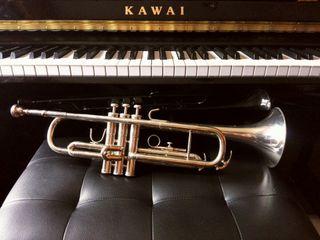 Trompeta en Si b