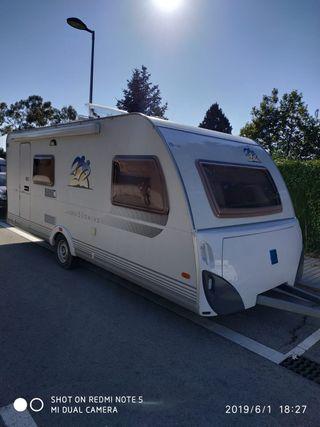 Alquiler caravana 3 ambientes