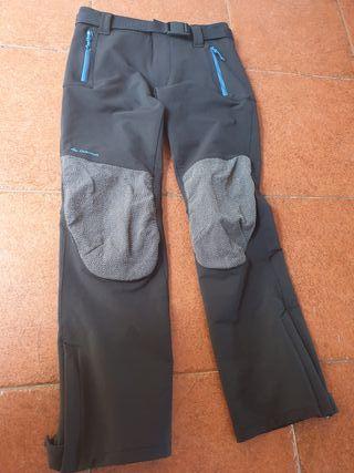 pantalon trekking niño