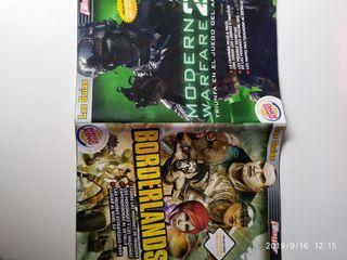 Mini Guía Borderlands + Modern Warfare 2