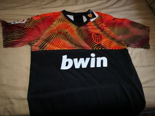Camiseta Valencia C. F