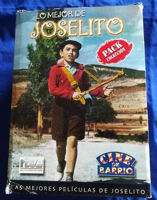Lo mejor de Joselito. (VHS)