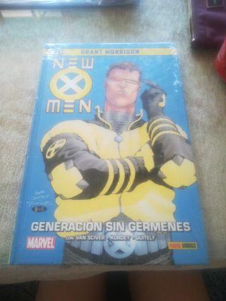 MARVEL COMICS Xmen