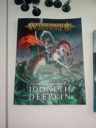 warhammer idoneth deepkin