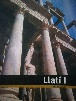 Libro Latin bachillerato, Ed edebé