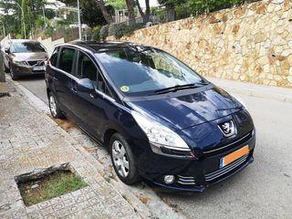 Peugeot de 7 plazas