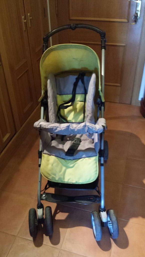 trio nurse maxicosi,capazo y silla de paseo.