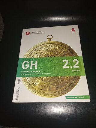 libro Geográfia e Historia