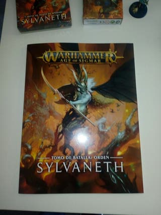 warhammer sylvaneth