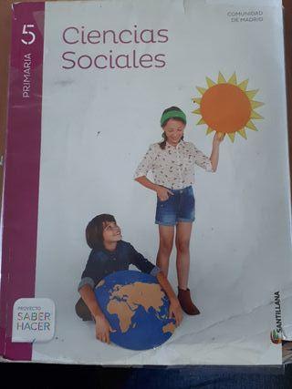 Ciencias Sociales 5 primaria