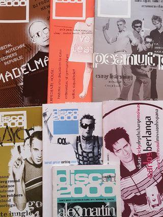 Revista Disco 2000