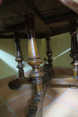 Mesa de madera comedor