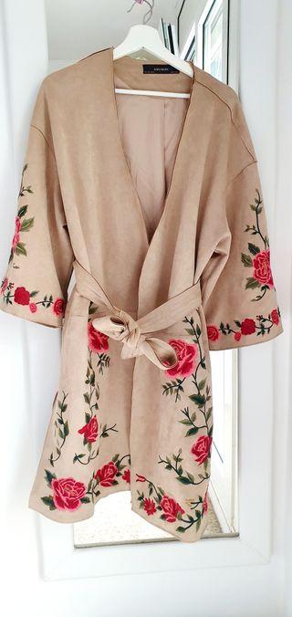 chaqueta kimono a estrenar