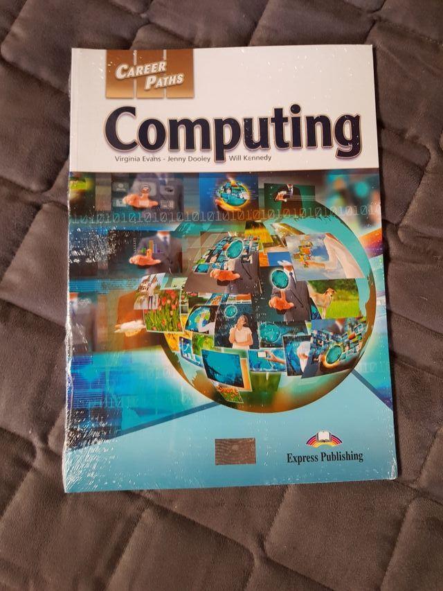 Libro de inglés para Grado Medio de Informática