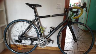 bicicleta de carretera btwin fit5