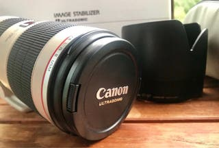 Canon EF 200-70mm f/2.8L IS II USM