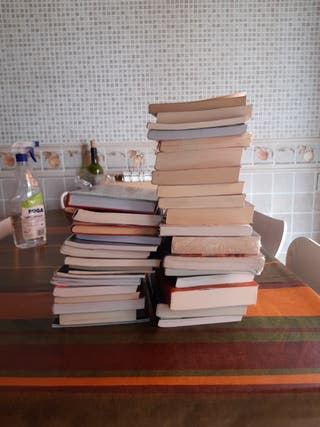 36 libros juveniles catalan ingles y castellano
