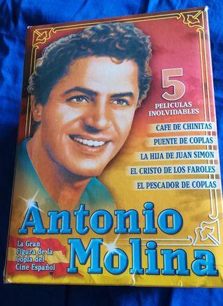 Colección Antonio Molina.