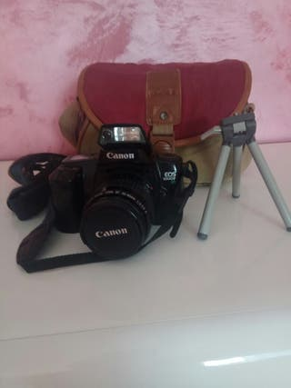 cámara de fotos canon 1000f
