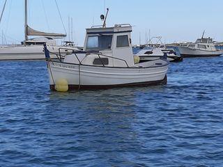 vendo barco de bancada estilo ballenera