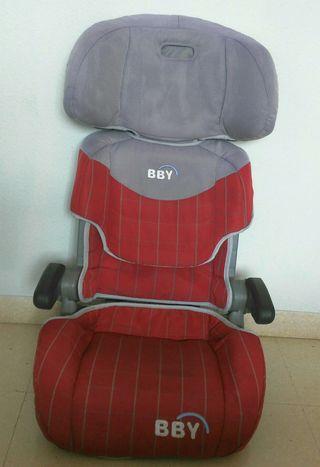 silla de coche para niña