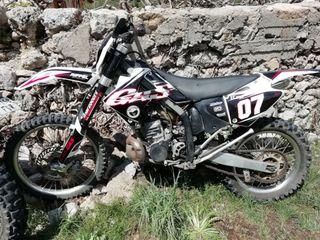 moto enduro gas gas 250cc