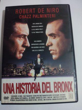 DVD DE UNA HISTORIA DEL BRONX