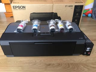 Nueva Impresora Epson EcoTank 14000 hasta Din a3+