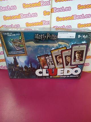 Juego de mesa Cluedo de Harry Potter nuevo