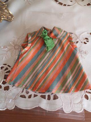 Blusa o camisa para Nancy años 70 confección indus