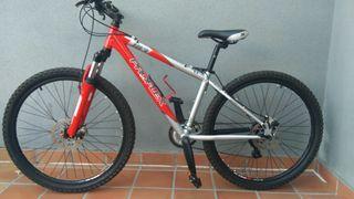 bicicleta de montaña proflex S muy nueva