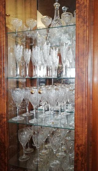 Cristalería NACHTMANN con Mueble