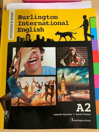 Libro inglés A2