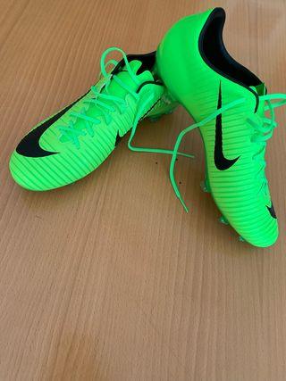 Botas de fútbol Nike Mercurial Talla 42